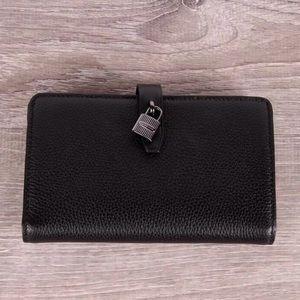 Michael Kors Adele Bifold Leather Wallet